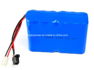 12V Mechanical Equipment Lithium-Ion Battery Pack pictures & photos