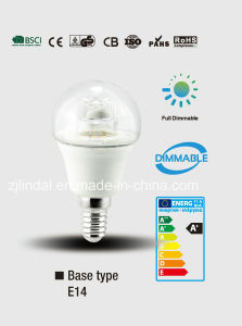 Dimmable LED Crystal Bulb G45-T pictures & photos