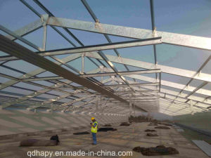 Light Steel Structure Prefabricated Chicken House pictures & photos