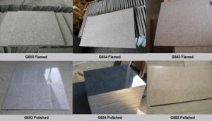 G603, Grey Granite, Grey Granite Tile, Chinese Granite (HZX05) pictures & photos
