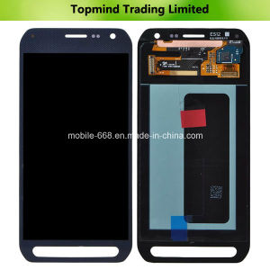 Blue LCD Digitizer Touch Screen for Samsung Galaxy S6 Active G890A pictures & photos