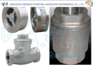 Fountain Check Valve pictures & photos