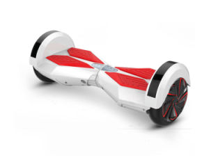 Two Wheels Scooter Electric Hoverboard with Bluetooth and LED Light pictures & photos