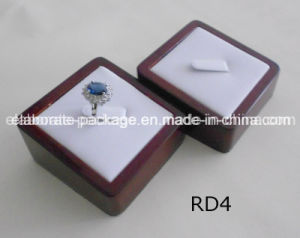 Wood Exhibition Display Ring Stand jewelry Display pictures & photos