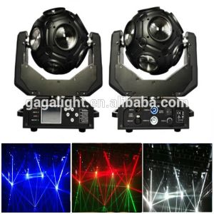See Larger Image 12*12W RGBW 4in1 LED Football Moving Head Light pictures & photos