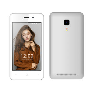 Mtk6580, Quad Core, 4.0 Inch Screen 3G Mobile Phone with 512MB+4GB Memory pictures & photos
