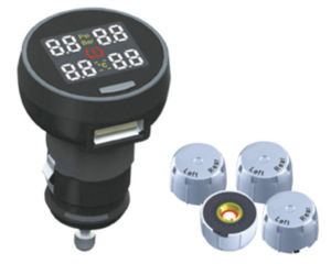 External TPMS for Private Cars pictures & photos