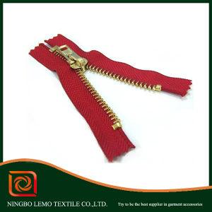 High Quality No. 5 Fashion Metal Zipper pictures & photos