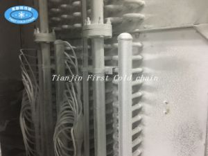 IQF Double Spiral Quick Freezing Machine Freezers pictures & photos