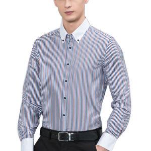 Custom Dress Shirt for Men Cotton Slim Fit Fashion Shirt