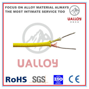 Type N Ceramic Fiber Insulated/Braided Thermocouple Compensation Cable pictures & photos