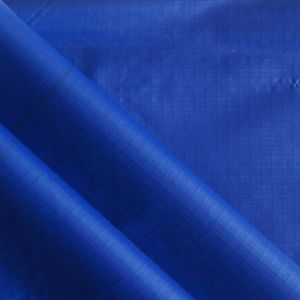 Shiny Oxford Ripstop Nylon Fabric for Garments pictures & photos