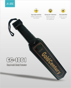 High Sensitivity Hand Held Metal Detector pictures & photos