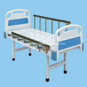 Luxury Flat Bed for Normal Room Patient Beds pictures & photos