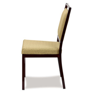 Classy Hotel Restaurant Metal Dining Chairs pictures & photos