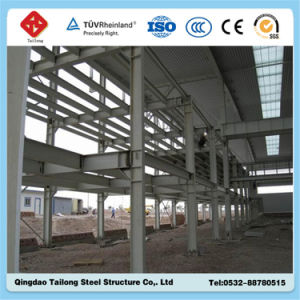 Modular Light Prefabricated Steel Frame Structure Storehouse Building pictures & photos