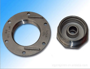 Precision Casting Processing, Carbon Steel Casting (ATC-391) pictures & photos
