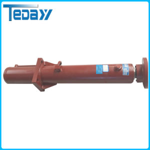 Dump Truck Telescopic Hydraulic Cylinder pictures & photos