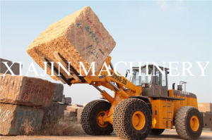 CE Approved Heavy Wheel Loader with Quick Coupler pictures & photos