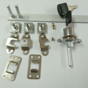 Drawer Lock for Furniture Cabinet Glass Door (F0901) pictures & photos
