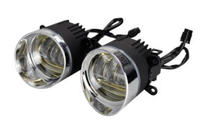 Markcars Round DRL Amber LED Fog Lamp pictures & photos