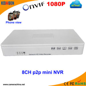 NVR 8 Channel 1080P pictures & photos