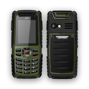 2.0 Inch Sos IP67 Waterproof Rugged Feature Phone