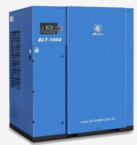 Electric Lubricanted Screw Air Compressor for Sale pictures & photos