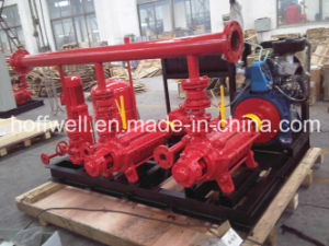 Horizontal Multistage Fire Pump in China pictures & photos