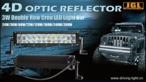 180W 4D 4X4 CREE LED Bar Light Offroad LED Light Bar pictures & photos