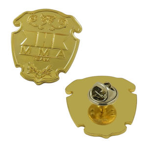 Customized Metal Alloy 3D Badge pictures & photos