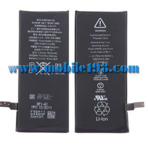 Mobile Phone Battery for iPhone 6 Repair Parts pictures & photos
