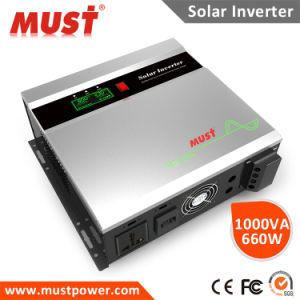 Home Use 30W PWM Modify Sine Wave Solar Inverter pictures & photos
