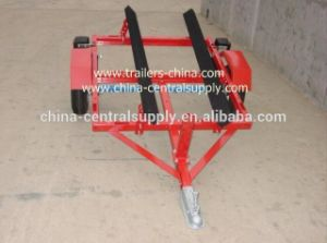 Hot Sale Galvanized Steel 1.8m Jet Ski Trailer From Factory Made (CT0031) pictures & photos