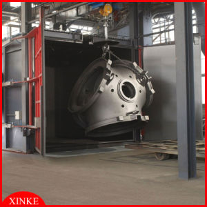 Hanging Shot Blasting Machine pictures & photos