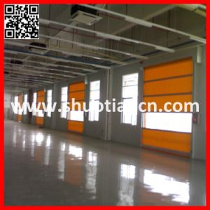 Industrial Plant Automatic High Speed Shutter Door (ST-001) pictures & photos