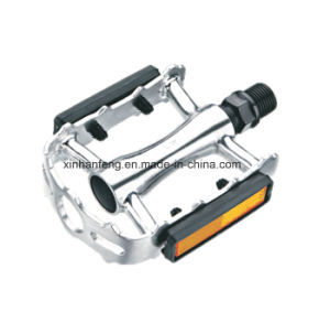Crmo Spindle Aluminum Alloy Bicycle Pedal for Mountain Bike (HPD-012) pictures & photos