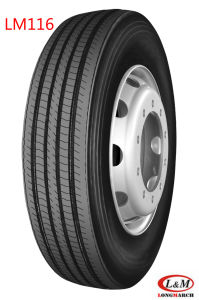 Cheap Gcc Approved TBR Heavy Duty Radial Truck Tyre pictures & photos