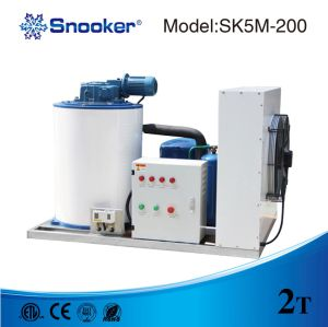 Hot Sell Flake Ice Machine From Snooker pictures & photos