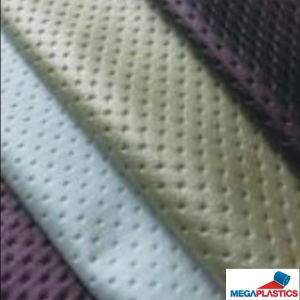 Metalic New Design PVC Leather for Sofa for Car Seat for Furniture for Decoration pictures & photos