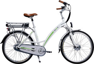 Electric Bicycle City Bike Ln26c02