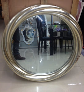 European Style Resin Framed Wall Mirror Wholesale for Home Decoration pictures & photos