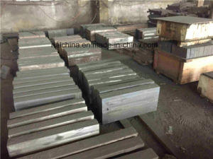 High Manganese Steel Inlaid Tungsten Carbide Blow Bar for Impact Crusher pictures & photos