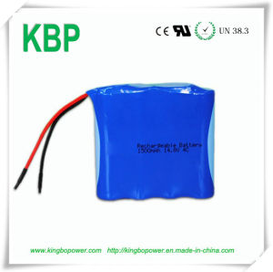 18650 Rechargeable Li-ion Batteries LiFePO4 Battery Pack