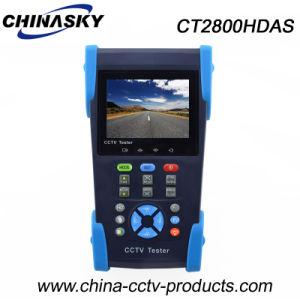 Ahd, Tvi, Cvi and Sdi Video Camera Tester CCTV (CT2800HDAS) pictures & photos