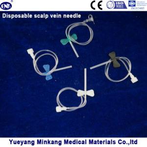 Disposable Scalp Vein Needle (ENK-TPZ-007) pictures & photos