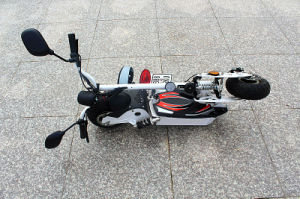 New Arrival Foldable Electric Push Smart Scooter with Seat, Hot Sale Foldable Smart Cheap Mini Electric pictures & photos