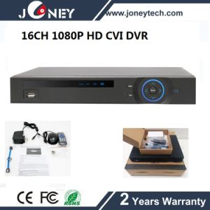 Embedded Linux 16channel HD Cvi 1080P 16CH H 264 DVR pictures & photos