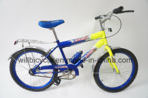 W-2002 Simple Kids Bike BMX Bicycle From China Factory