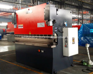 Hydraulic Power Brake Press 200ton for Sale pictures & photos